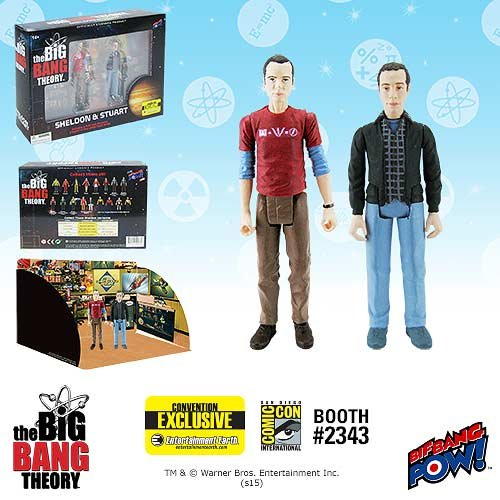 118 Archive Big Bang Theory Action Figure Checklist