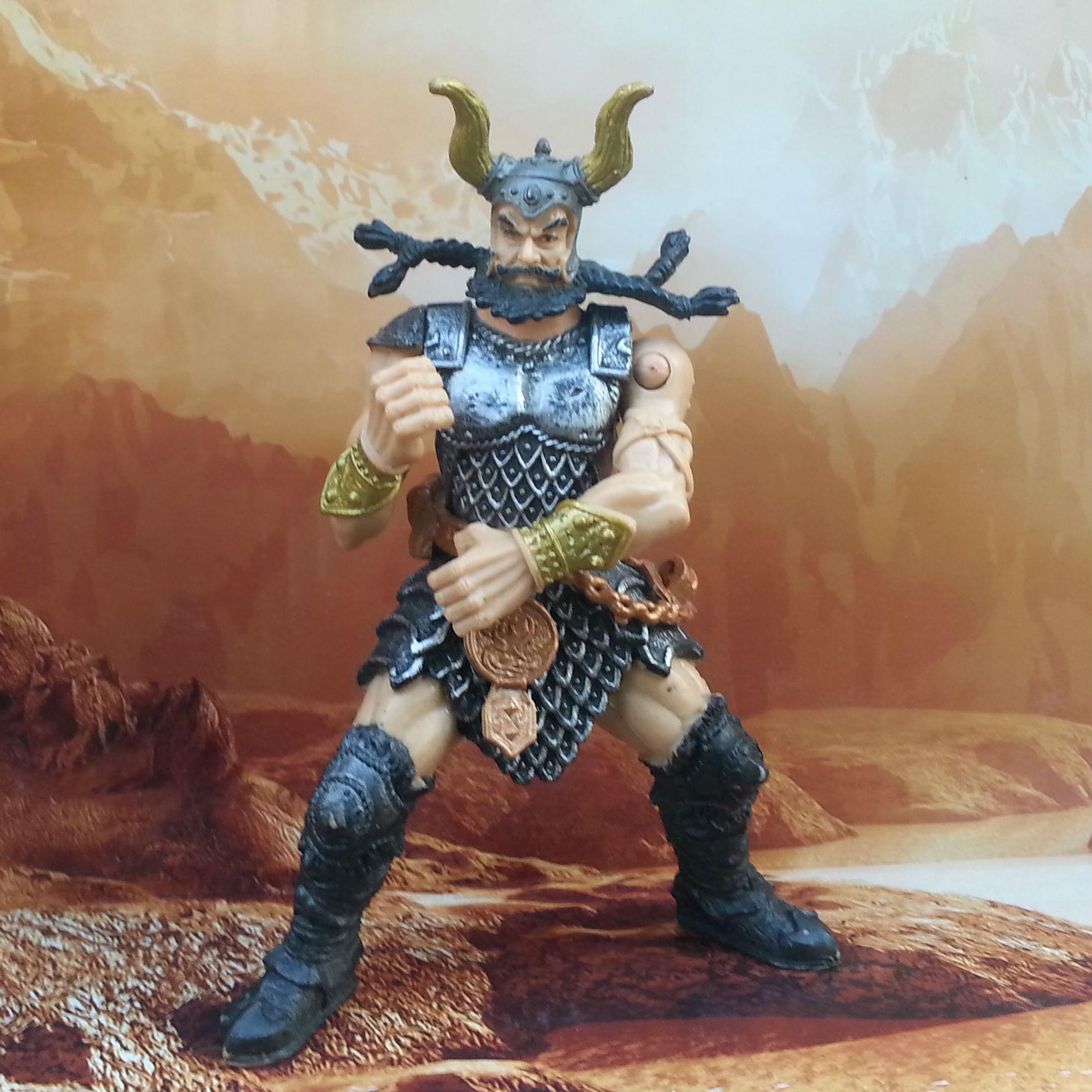 Chap Mei Vikings King Harald