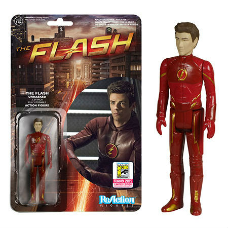 1:18 Archive Funko Flash ReAction checklist