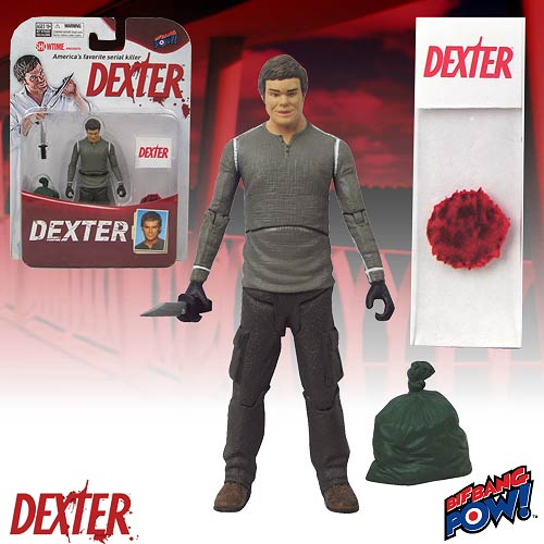 1:18 Action figure Dexter Checklist