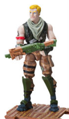 1:18 4 inch Fortnite Action Figure Checklist