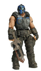 1:18 Gears of War action figure checklist