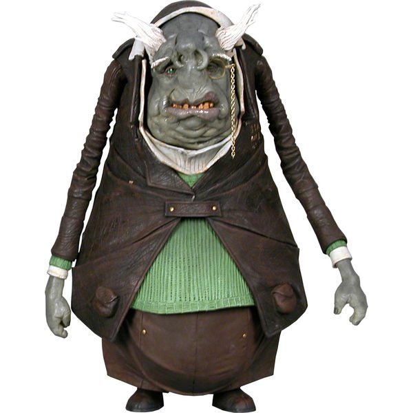 1:18 action figure archive Hitchhikers guide to the galaxy checklist