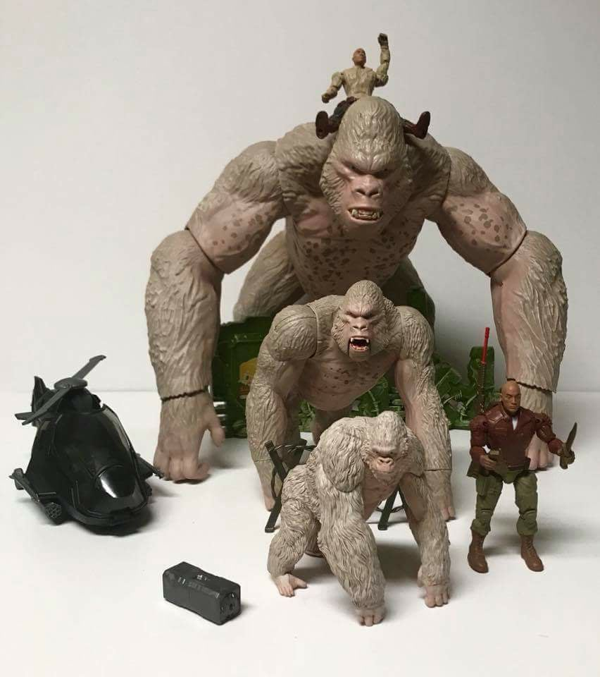 Lanard Toys Rampage Movie Figures Page 2 Toy Discussion At