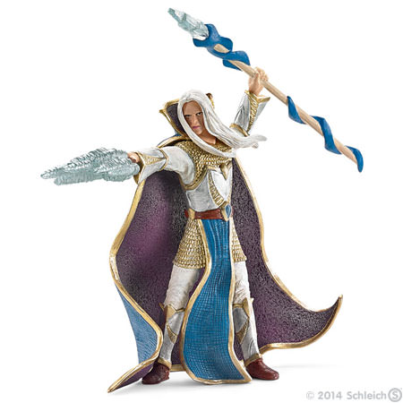 1:18 Archive Schleich World of Knights Griffin Knight Magician Wizard