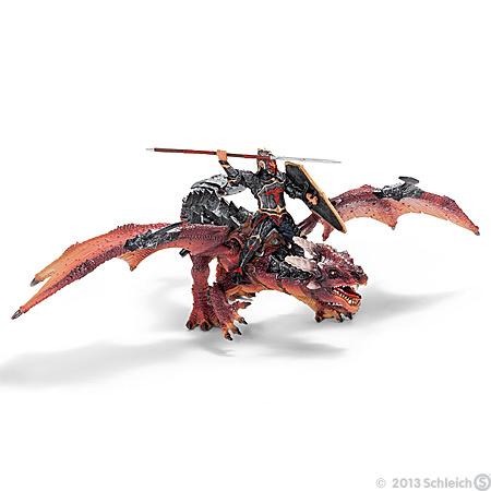 1:18 Archive Schleich World of Knights Dragon Rider