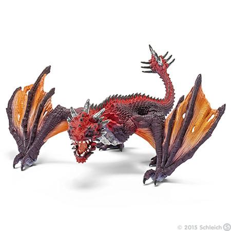 1:18 Archive Schleich World of Knights Dragon Fighter