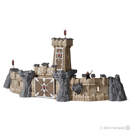 1:18 Archive Schleich World of Knights Castle