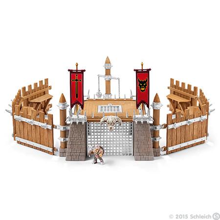 1:18 Archive Schleich World of Knights Battle Arena