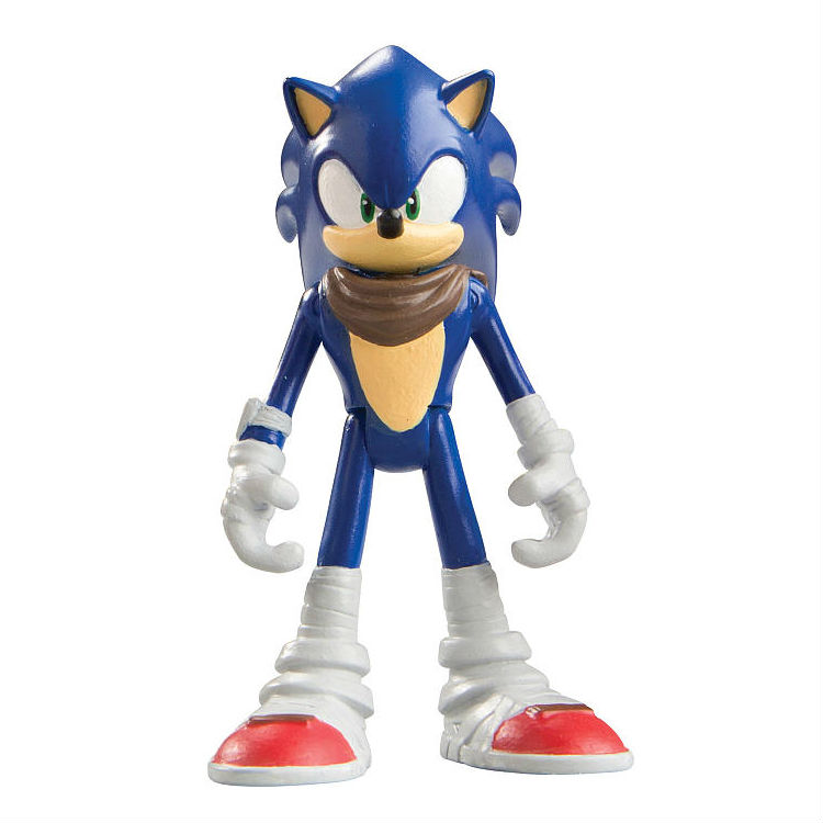 1:18 action figure checklist sonic boom tomy
