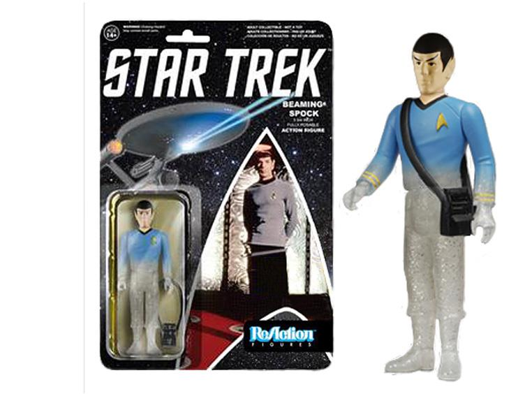 1:18 Archive Star Trek ReAction Checklist