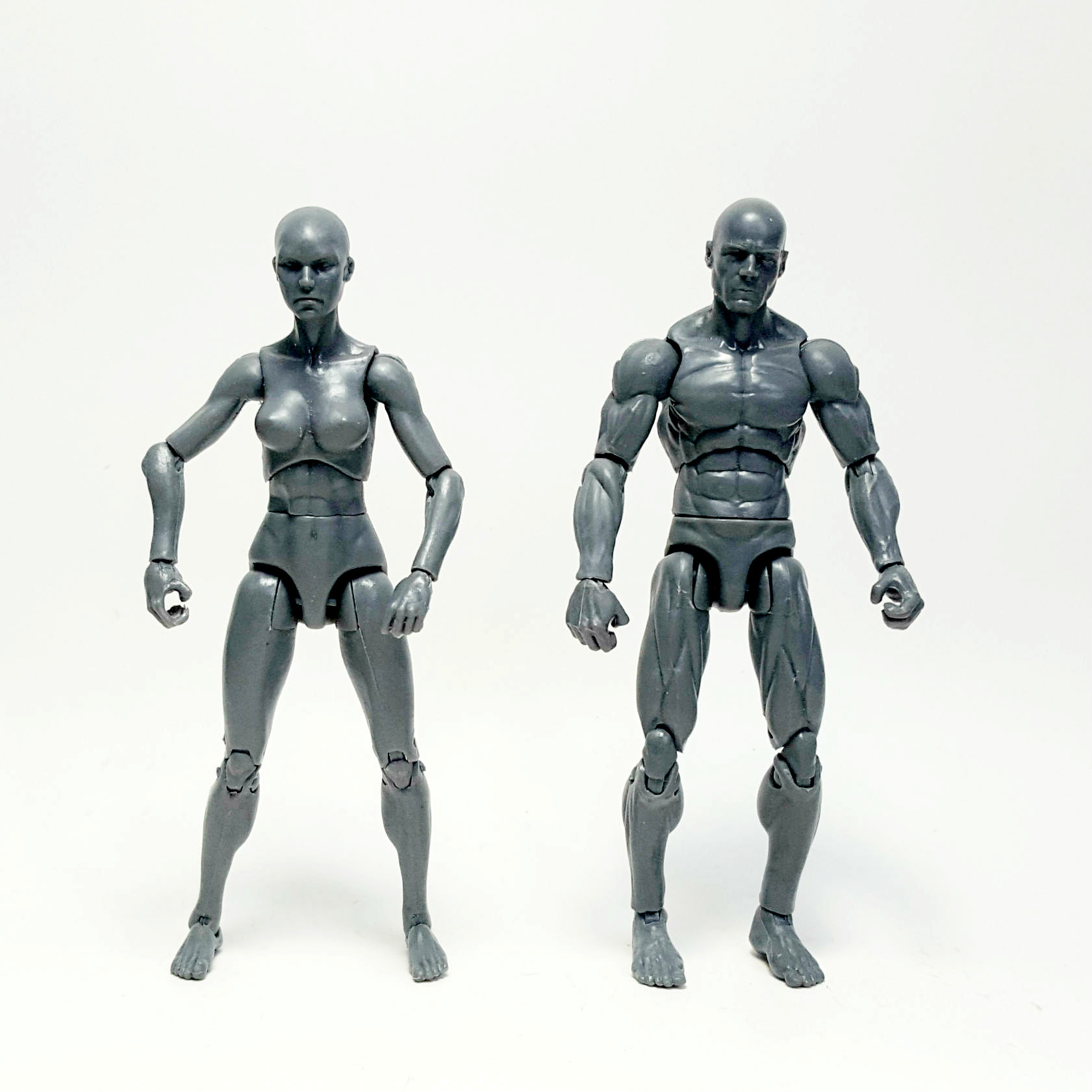 how to make an action figure from scratch