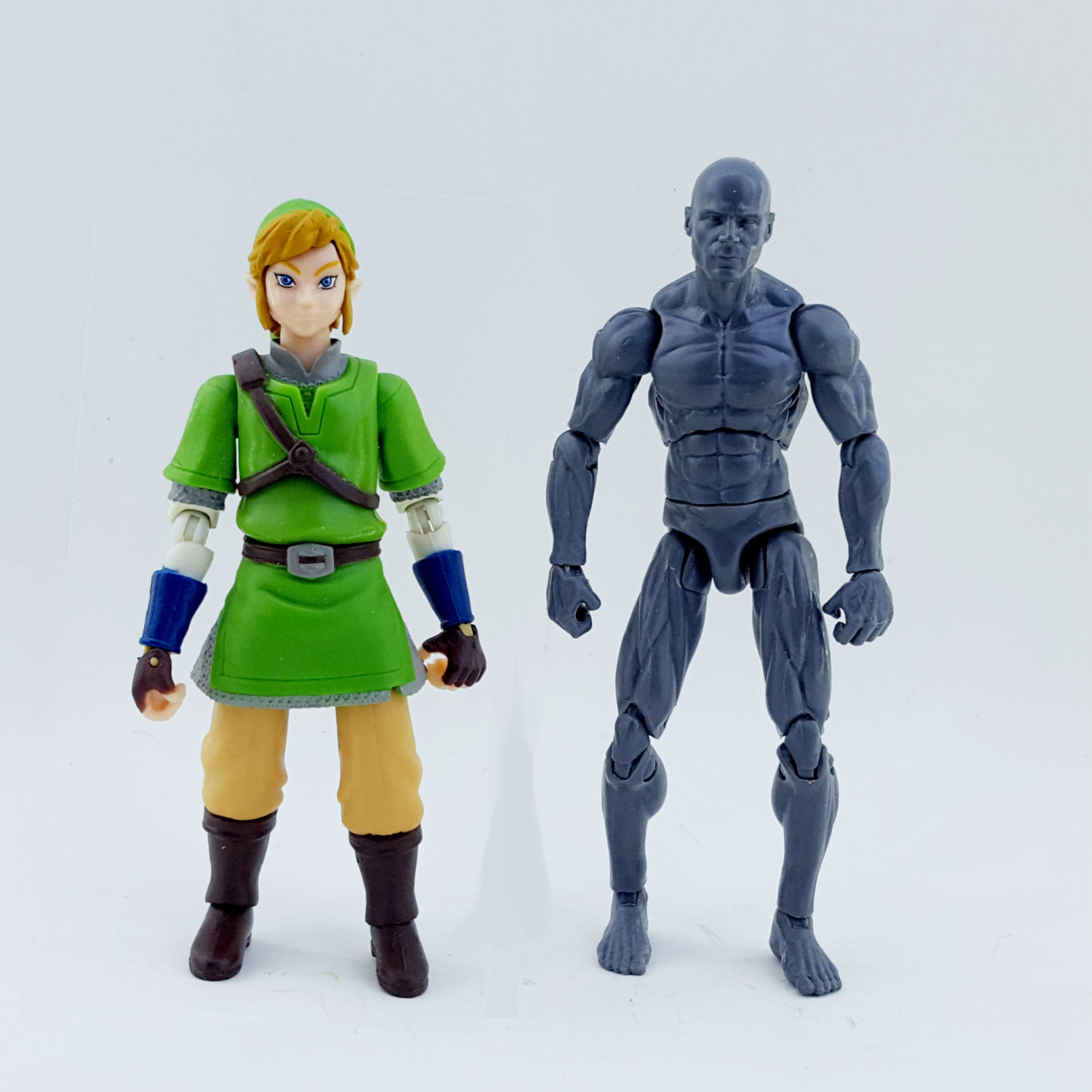1:18 World of Nintendo Legend of Zelda Action Figure Checklist