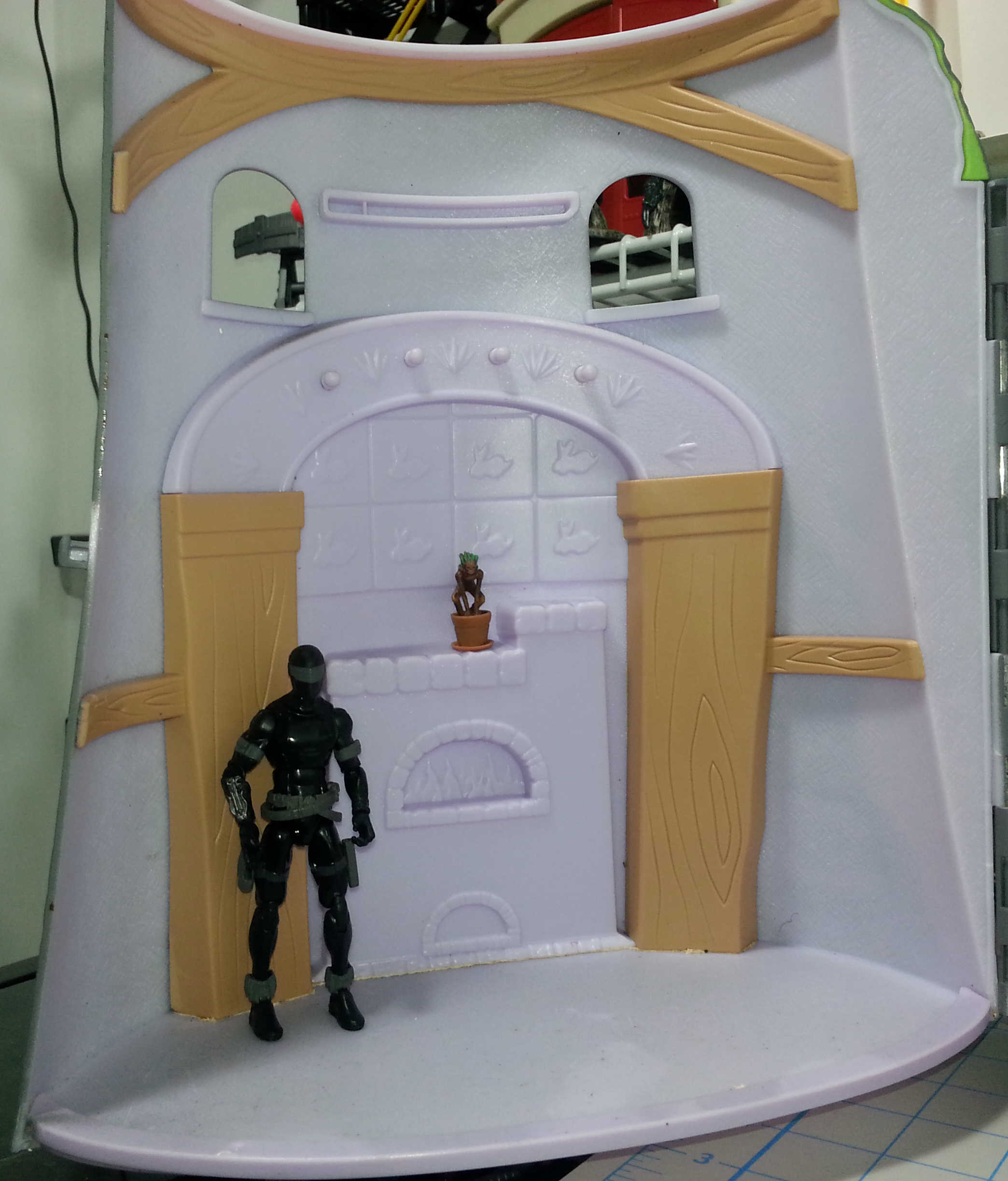 Action Figure Playset and Accessories M01 Dida